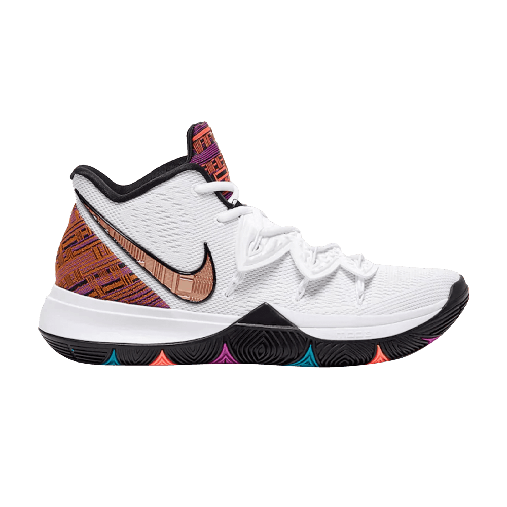 Kyrie 5 'Black History Month' in 2019   Black history month