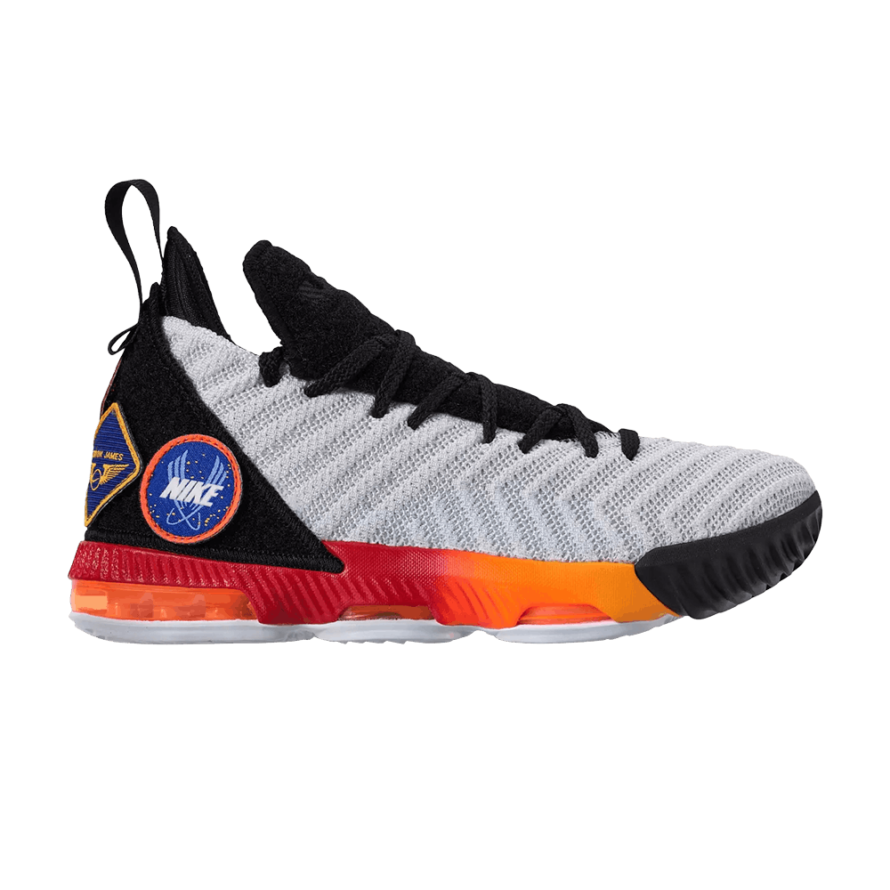 7b4e721f1c82 LeBron 16 GS  Space Travel  - Nike - AQ2465 188