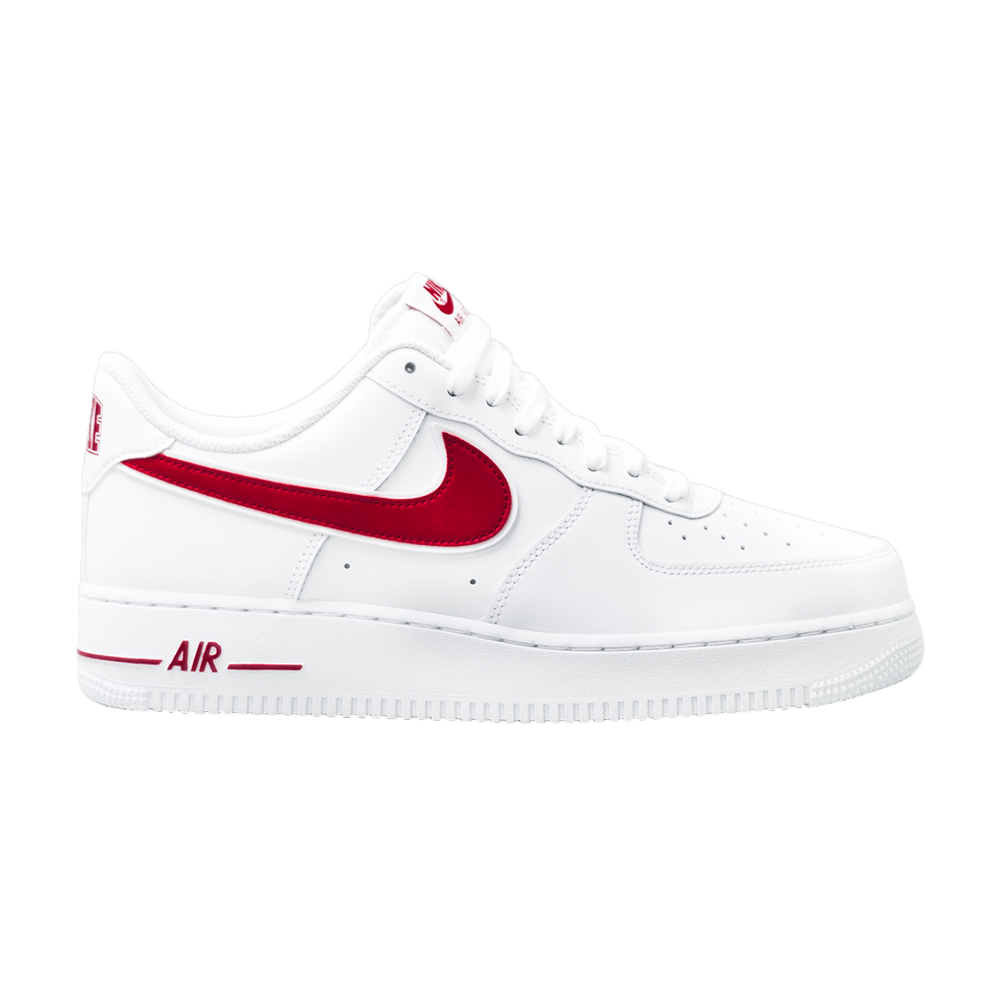 25055c81dccb Air Force 1 Low  07 3  Gym Red  - Nike - AO2423 102