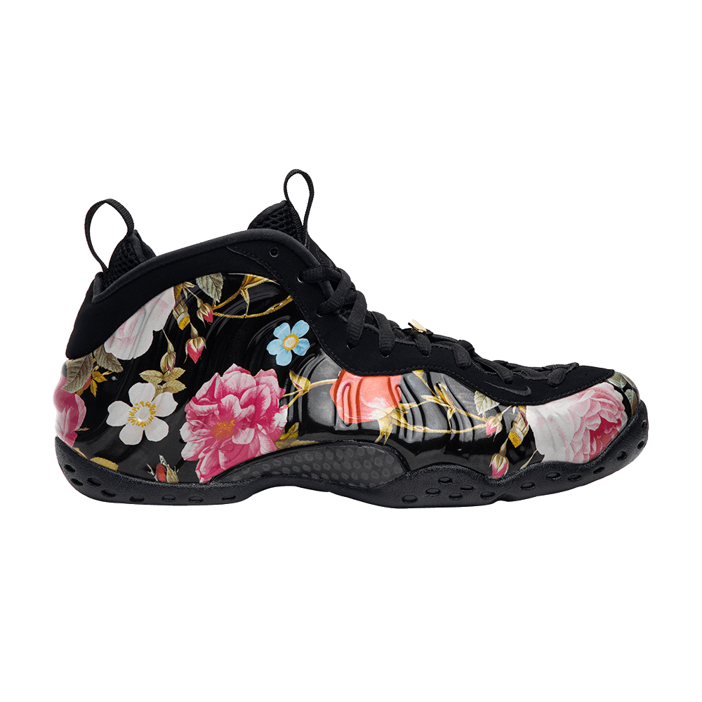 innovative design ba066 e1df2 Air Foamposite One  Floral  - Nike - 314996 012   GOAT