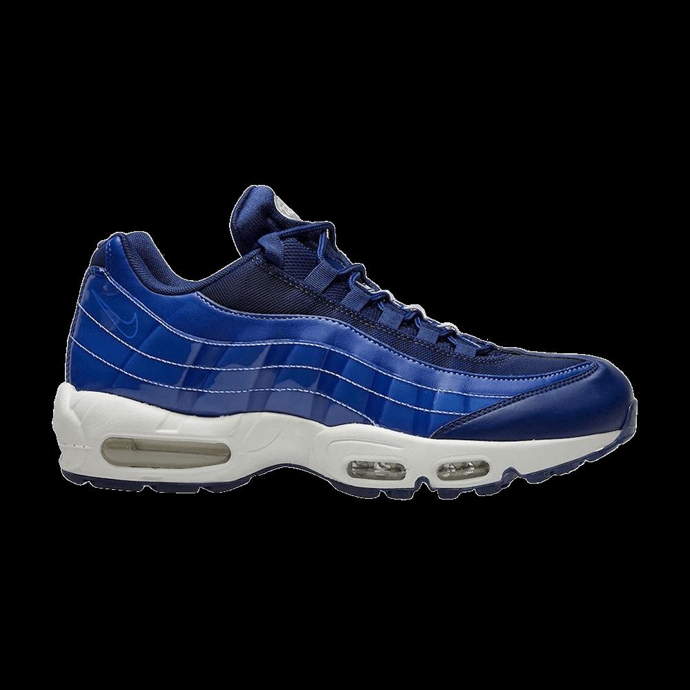 f73c9ca3096fd9 Wmns Air Max 95  Blue Void  - Nike - 918413 401