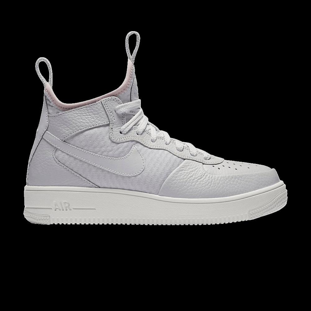 Wmns Air Force 1 Ultraforce Mid 'Vast Grey' Nike 864025