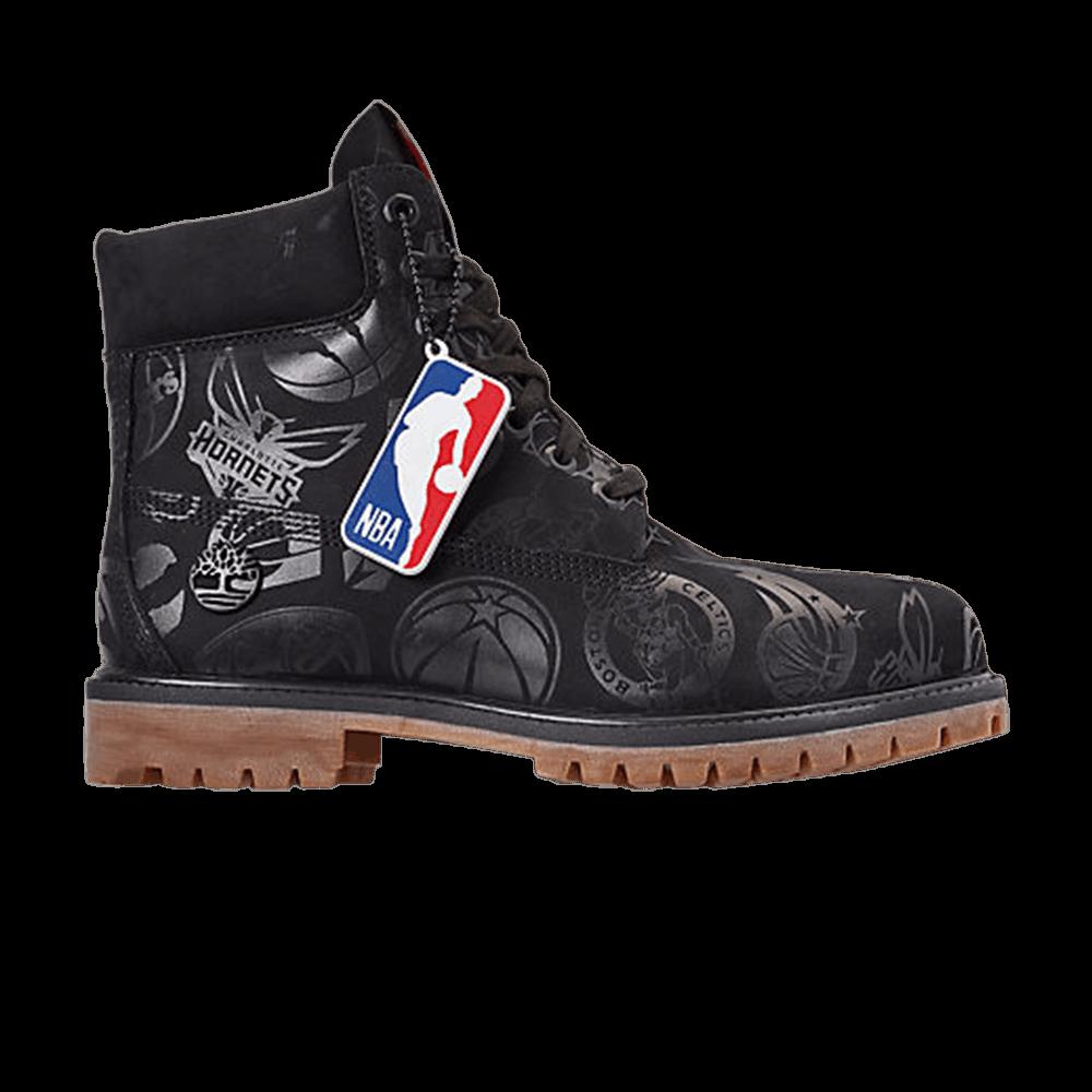 NBA X 6 Inch Classic Premium Boot 'East Vs West