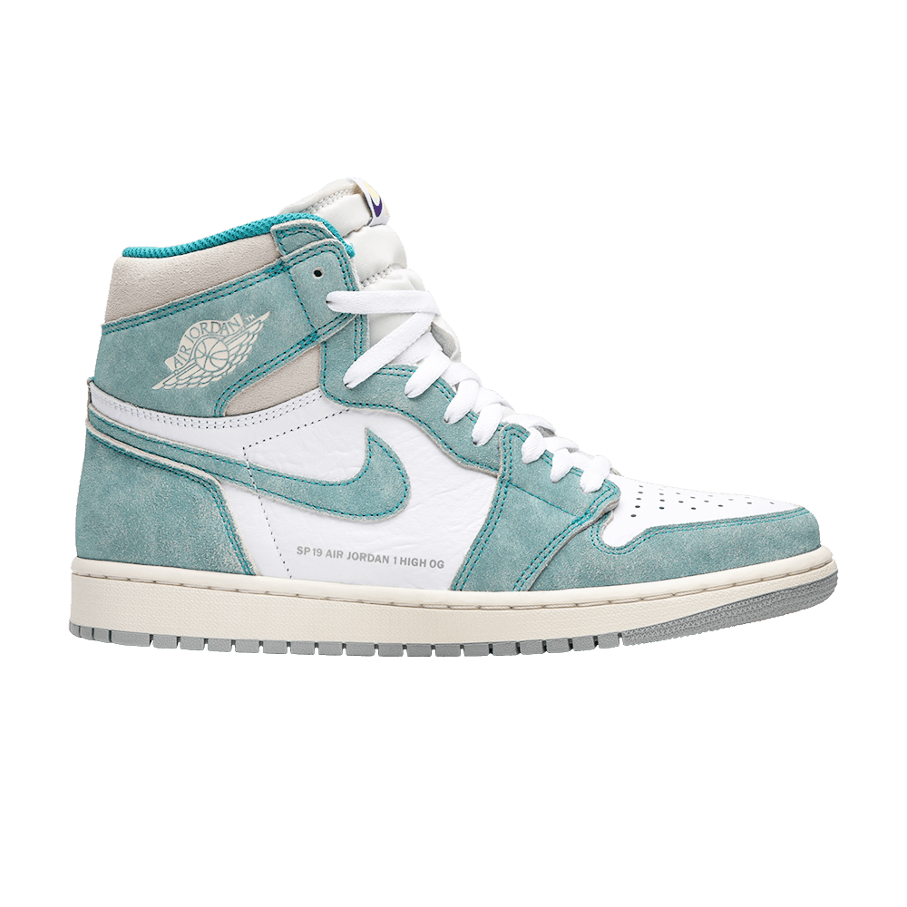 best sneakers e1667 7bdec Air Jordan 1 Retro High OG 'Turbo Green'