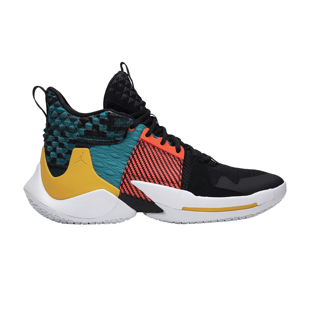 san francisco 30a90 d6994 Jordan Why Not Zer0.2  Black History Month  - Air Jordan - CI6294 001   GOAT