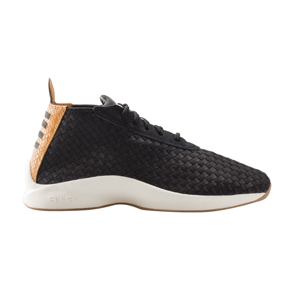 new products 4b45a 334ff Air Woven Boot Black Tan - Nike - 924463 002  GOAT
