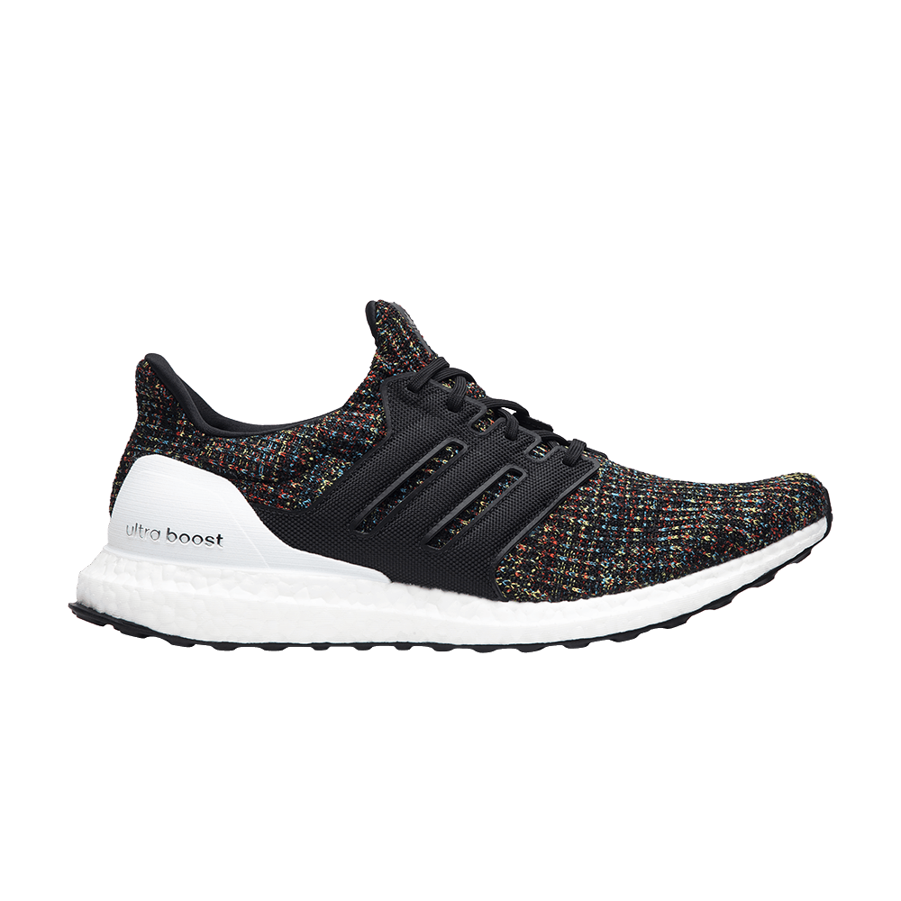 newest b2a34 215a6 UltraBoost 4.0 'Black Multicolor'