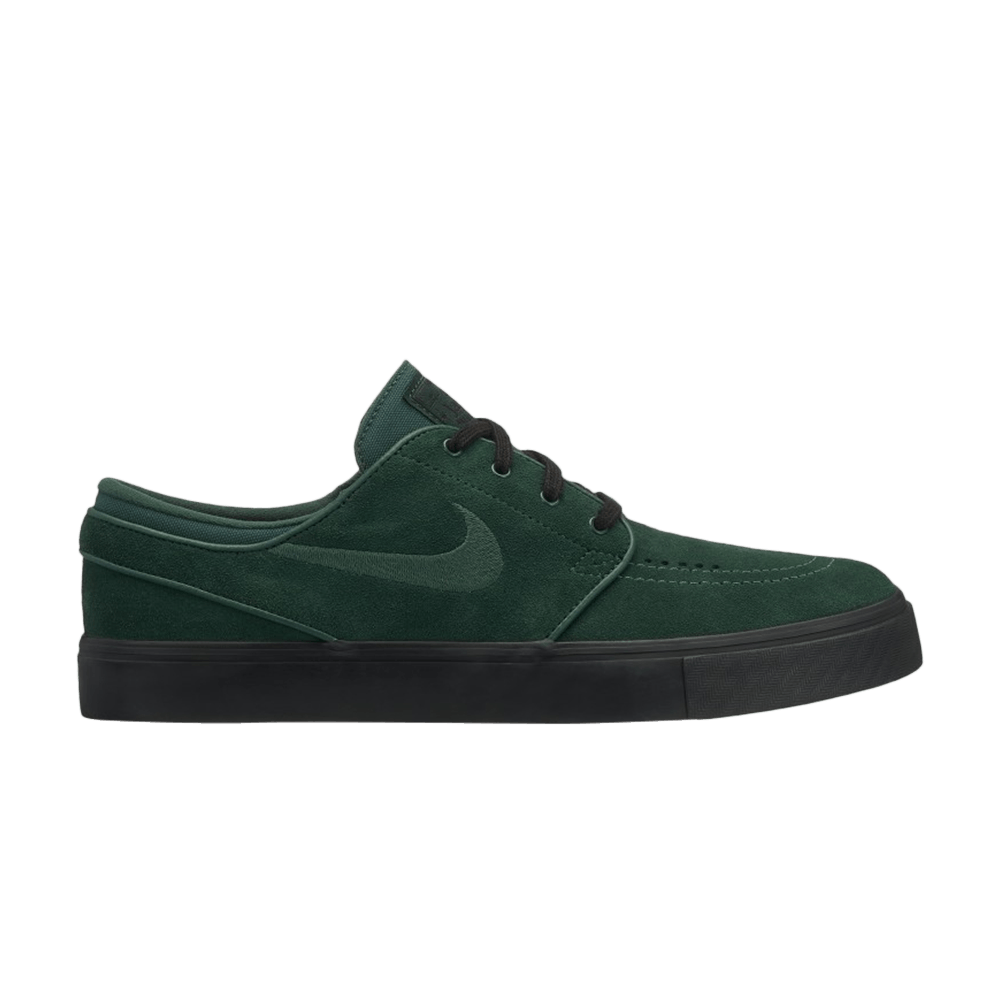 d384297898202 Zoom Stefan Janoski SB  Midnight Green  - Nike - 333824 312