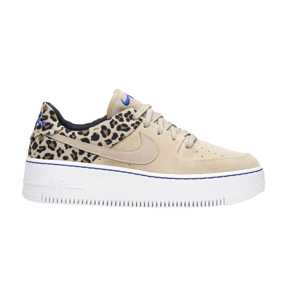 official photos 84661 75918 Wmns Air Force 1 Sage Low Premium  Leopard  - Nike - BV1979 200   GOAT