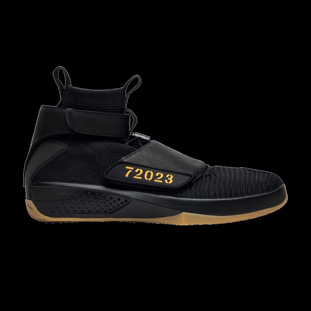6eced78102e06f Carmelo Anthony x Rag   Bone x Air Jordan 20 Flyknit  Black  - Air Jordan - BQ3271  001