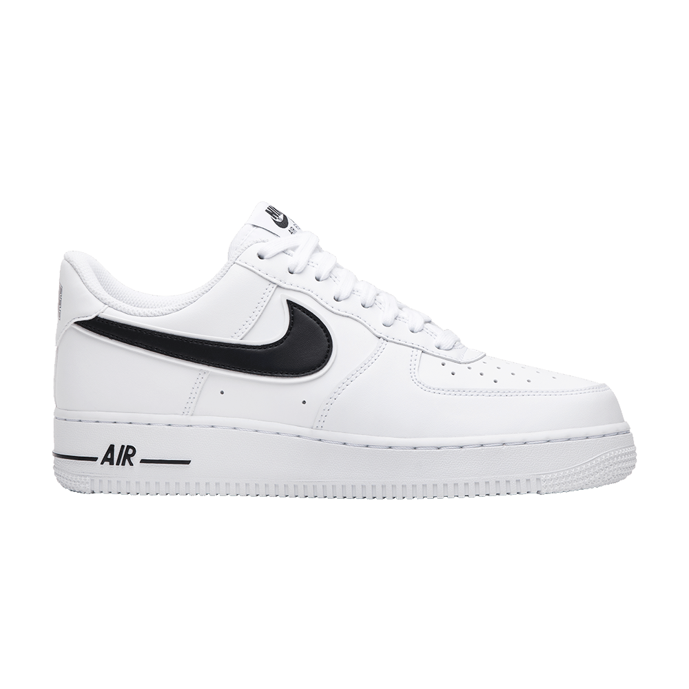 finest selection afaa0 41db1 Air Force 1 Low  07 3  White Black  - Nike - AO2423 101   GOAT