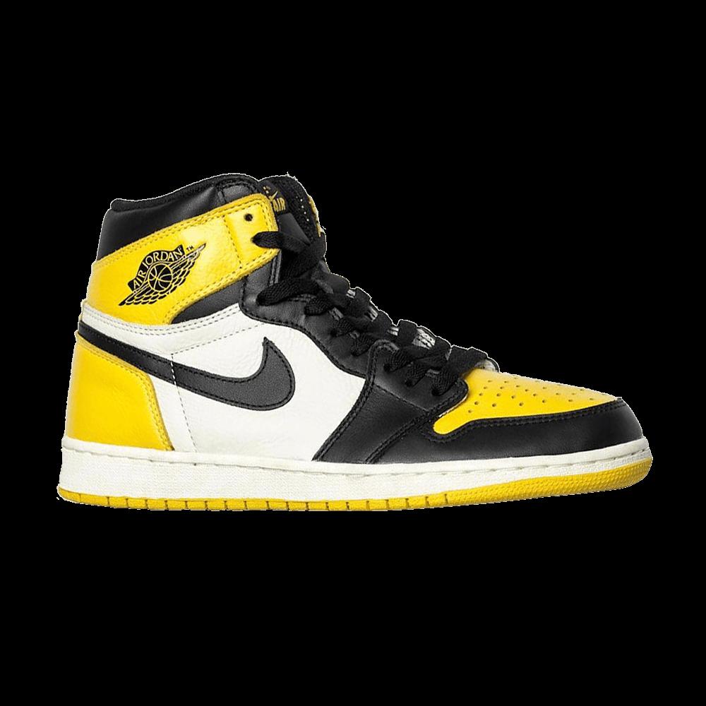 1977312a03712e Air Jordan 1 Retro High OG  Yellow Toe  - Air Jordan - AR1020 700