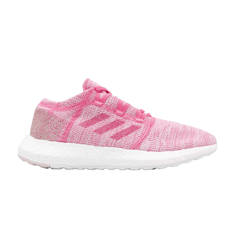 4eb490f53 PureBoost Go J 'Sema Solar Pink' - adidas - F34010 | GOAT
