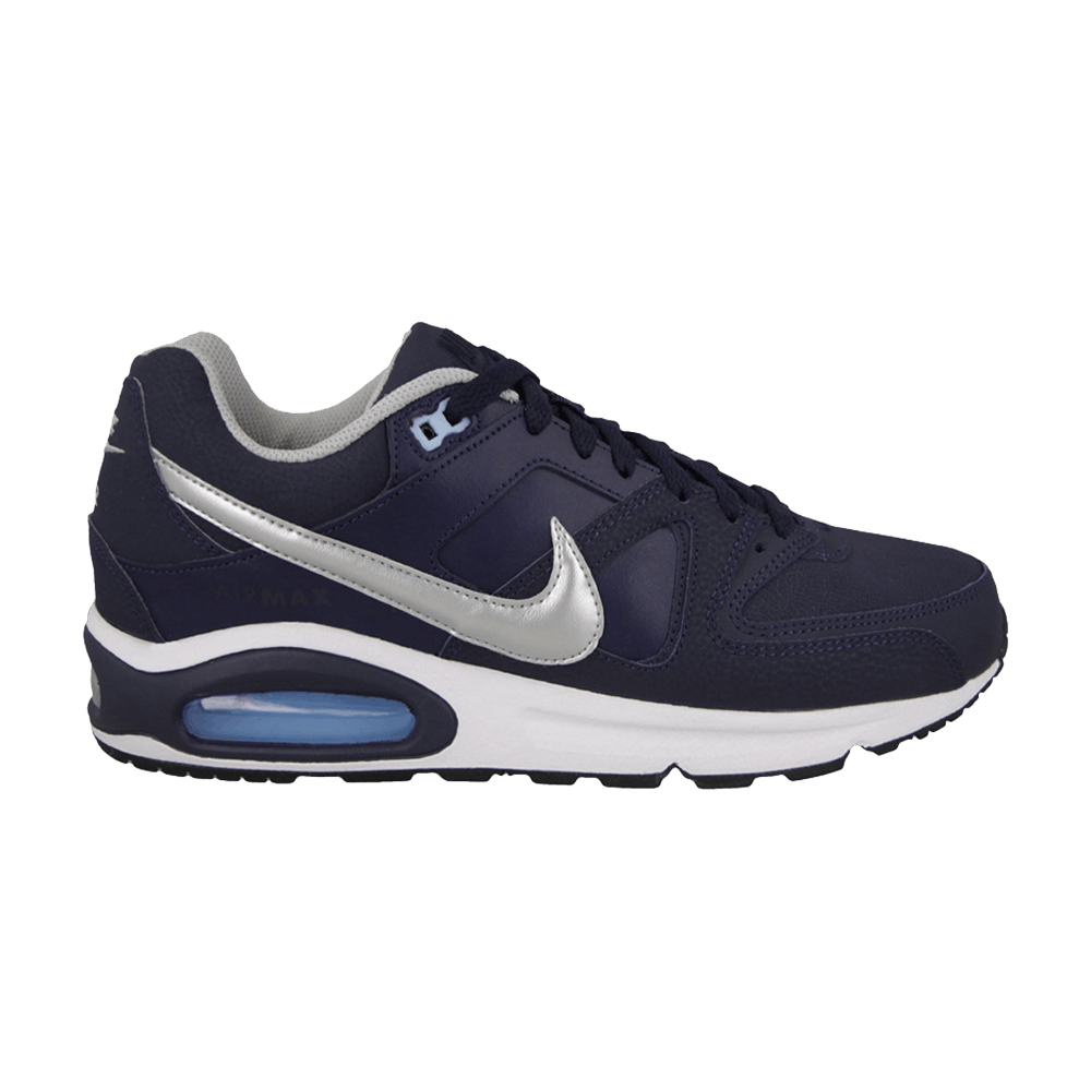 Air Max Command Leather 'Obsidian' Nike 749760 401   GOAT
