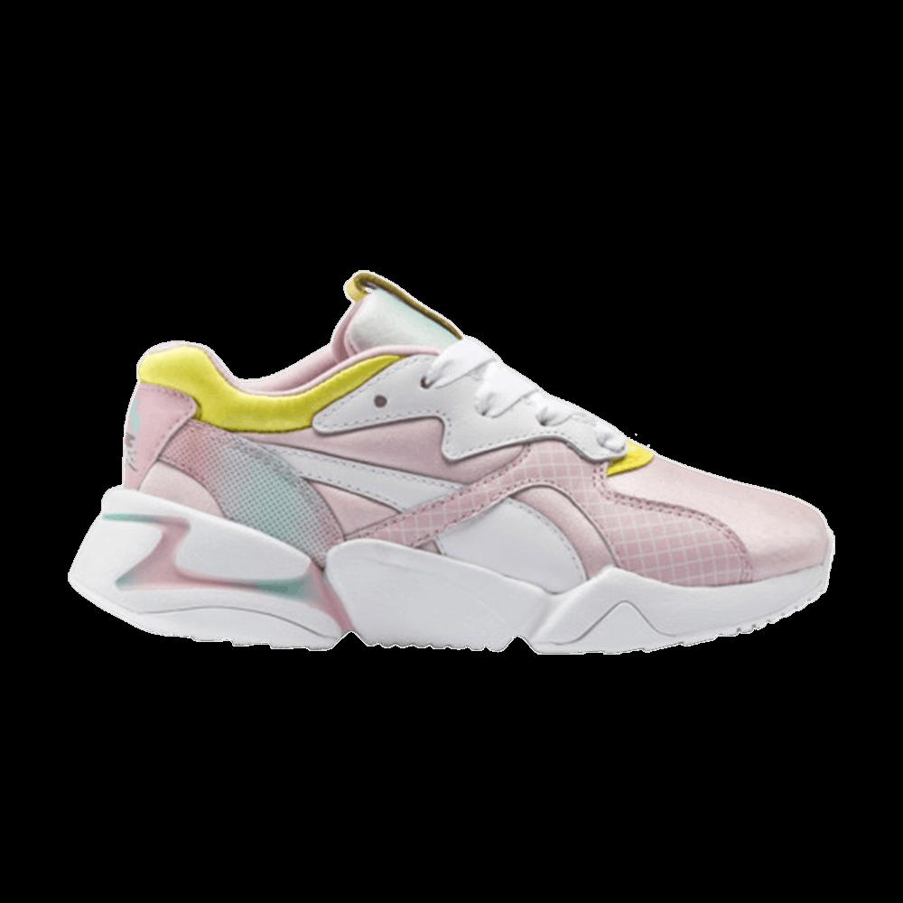 ddc756ad8b8d Barbie x Nova PS  Orchid Pink  - Puma - 370731 01