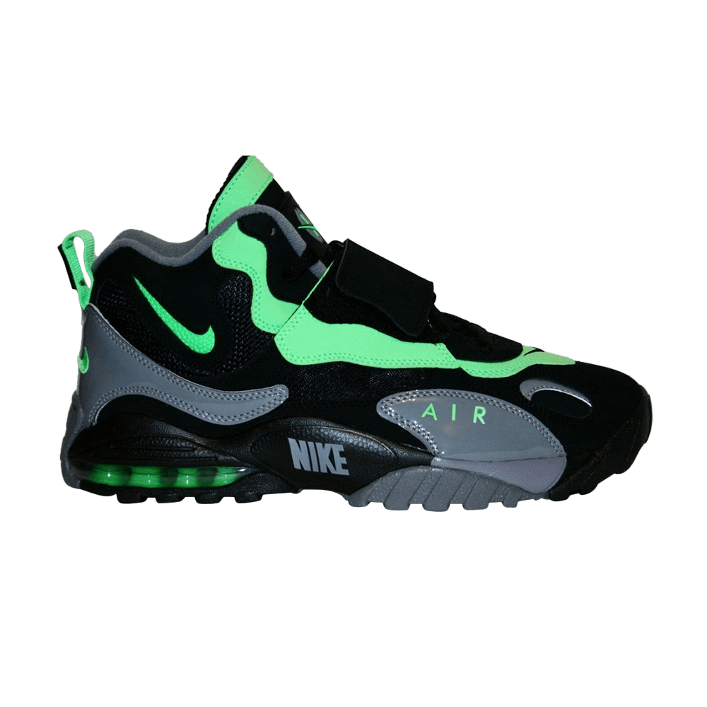 Air Max Speed Turf 'Black Poison Green' Nike 525225 030