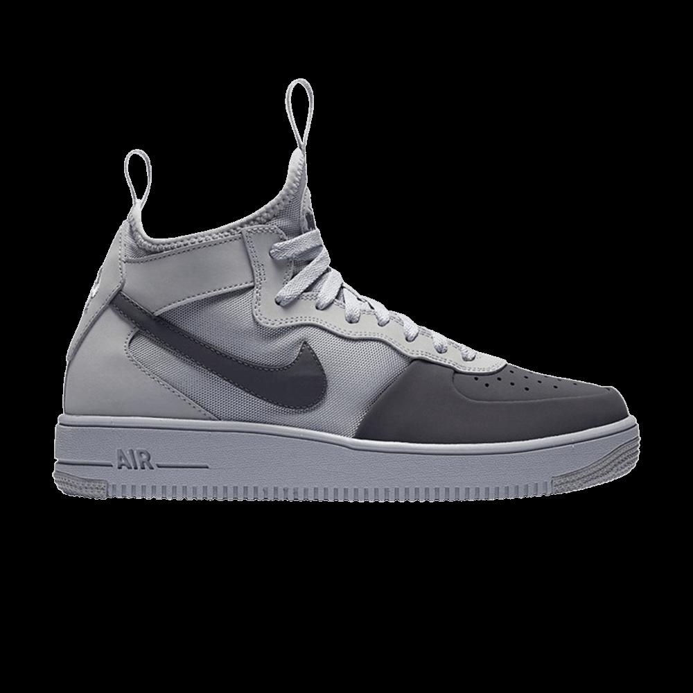 Nike Air Force 1 Ultraforce Mid Tech Casual (Grey) AH6746
