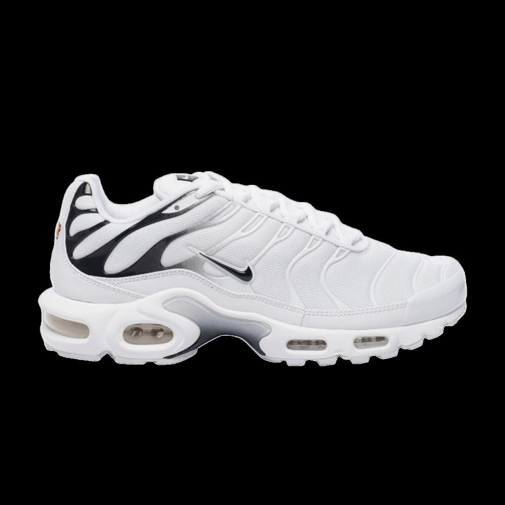 Air Max Plus 'White Black' Nike 852630 100 GOAT  GOAT