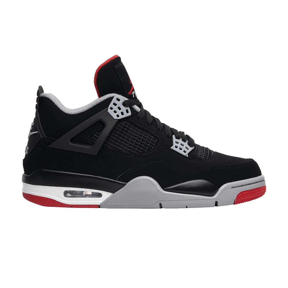 timeless design 5751c fcb00 Air Jordan 4 Retro OG  Bred  2019 - Air Jordan - 308497 060   GOAT