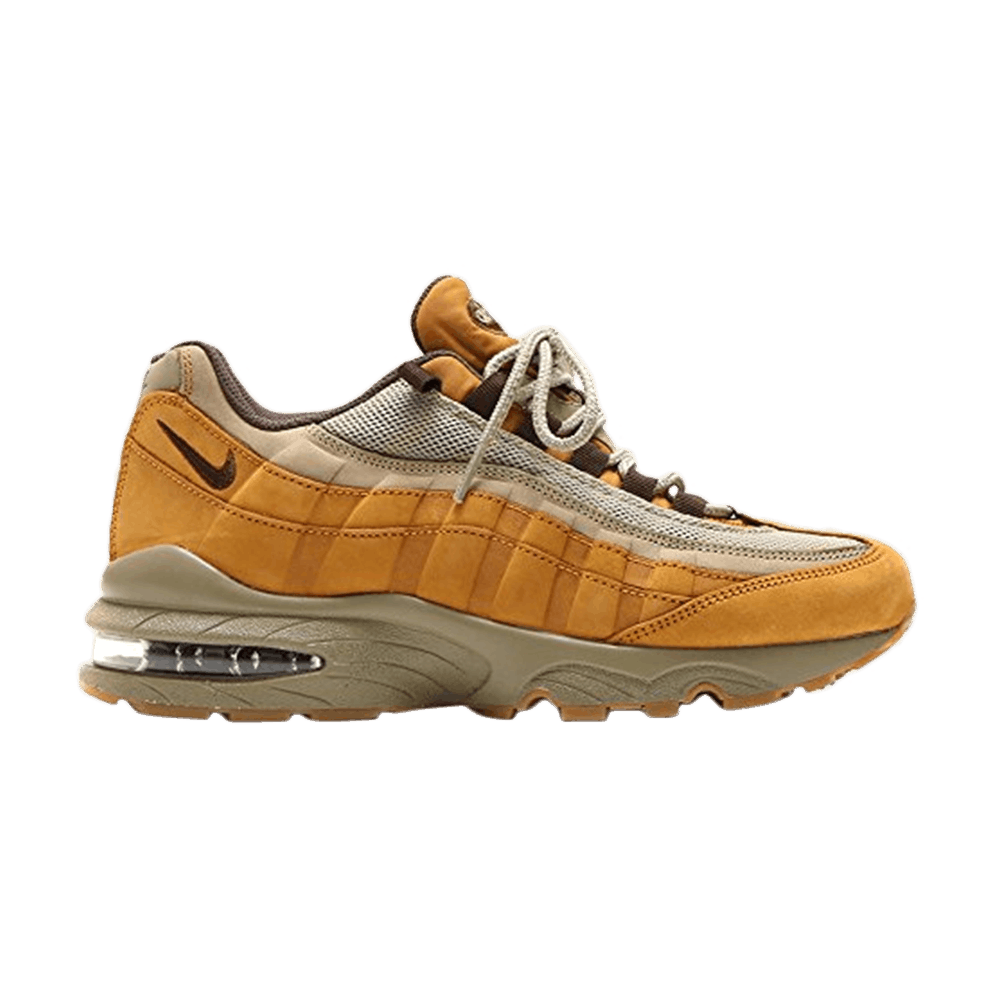 Nike Air Max 95 Winter Premium Gs Bronze Baroque Brown