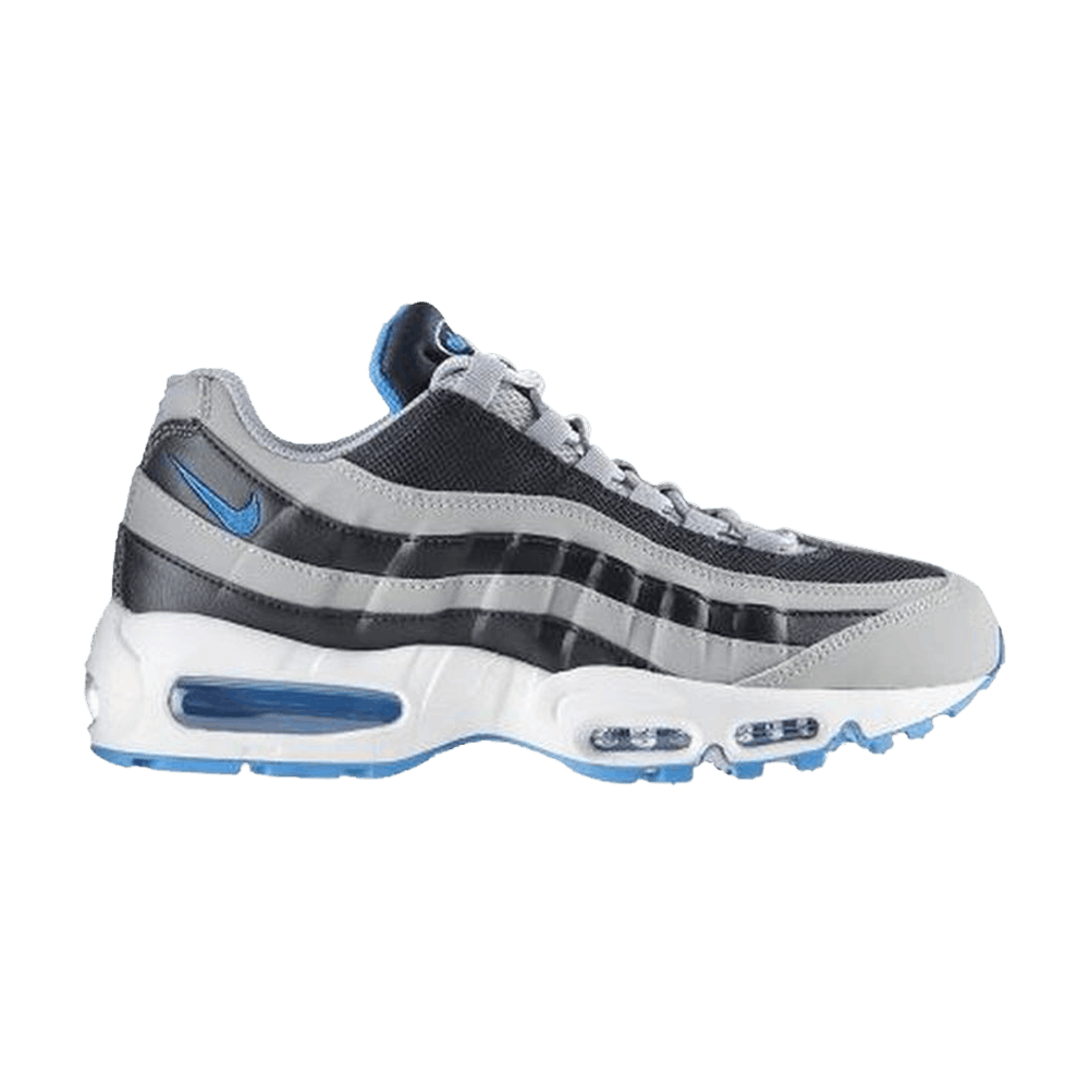 Air Max 95 'Wolf Grey Obsidian'