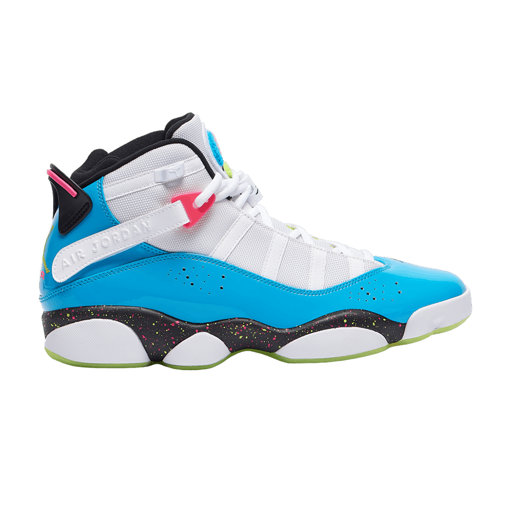 Jordan 6 Rings 'Light Blue Fury' - Air Jordan - CK0018 001 ...