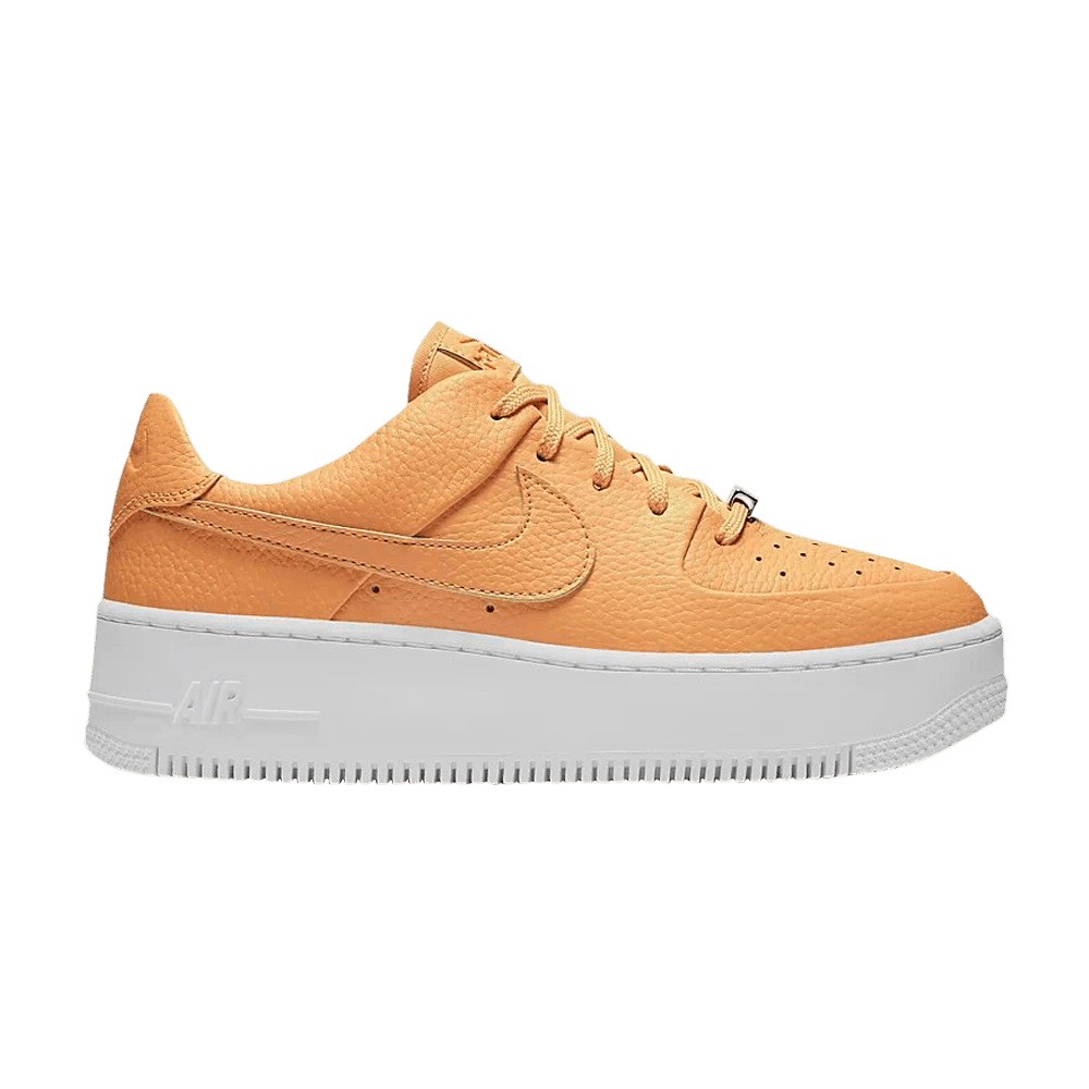 NIKE Air force 1 SAGE LOW COPPER MOON WHITE AR5339 800 Women's shoes