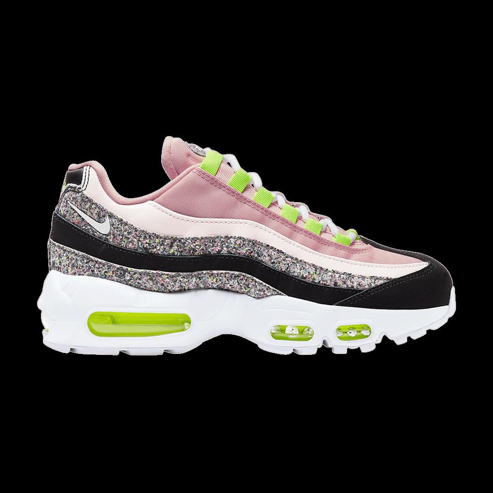 Wmns Air Max 95 SE 'Glitter' Nike 918413 006 | GOAT