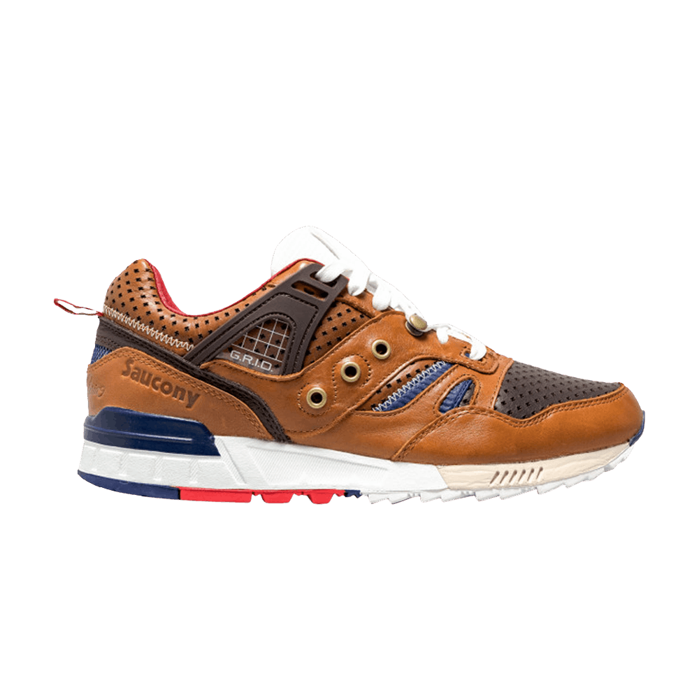 24 Kilates and Saucony Set Sail with Grid SD 'La… Sneaker