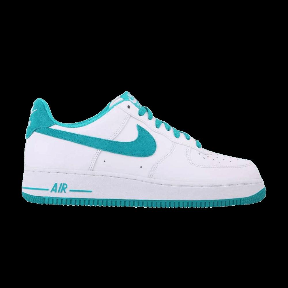 Nike Air Force 1 Low (Turbo Green, Atomic Mango & Purple