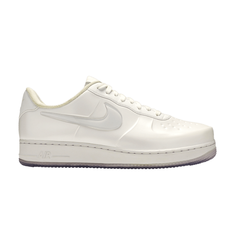 Air Force 1 Foamposite Pro Cup Low 'Triple White'