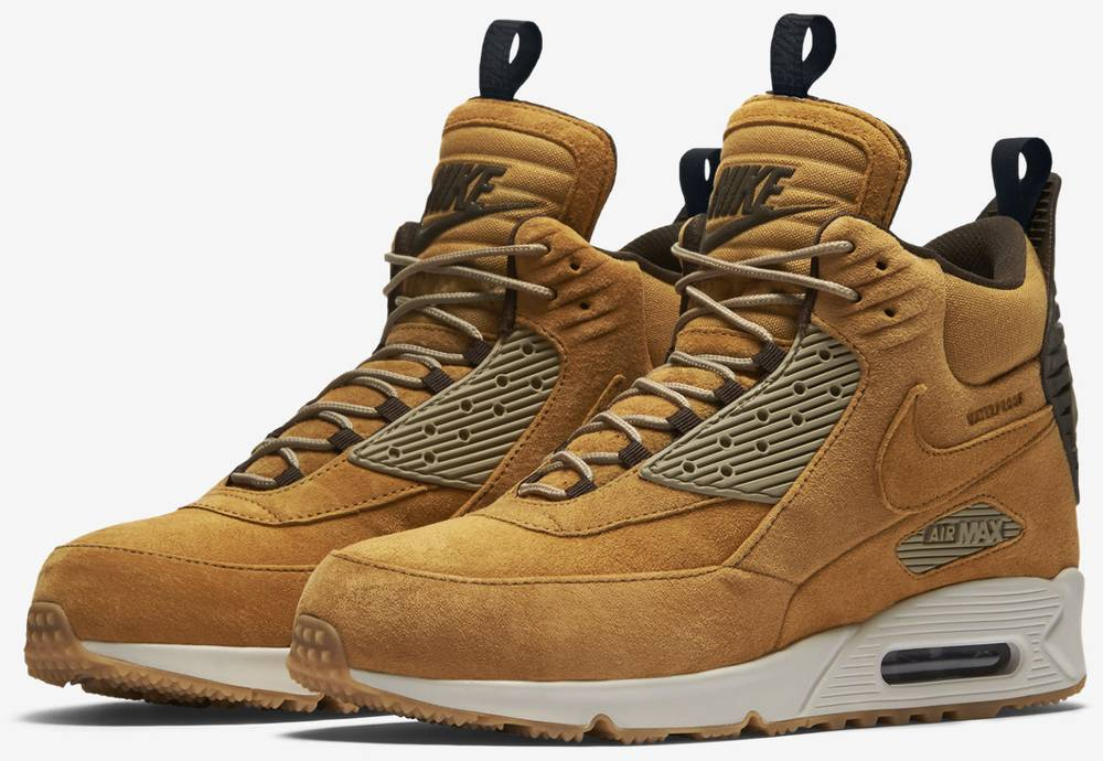 air max 90 wheat