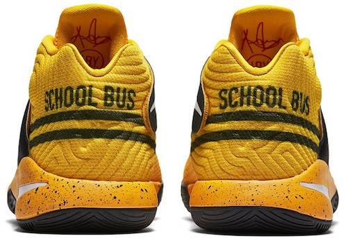 Kyrie 2 Gs School Bus Nike 826673 700 Goat