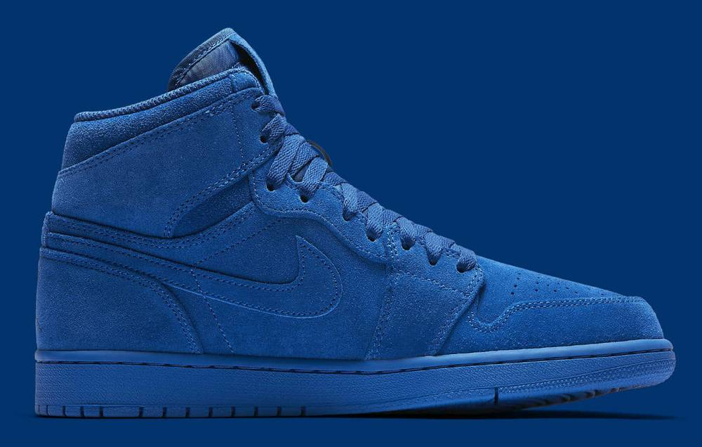 b4304f55d55488 ... Air Jordan 1 Retro High Blue Suede promo code 204d8 e5343 . ...