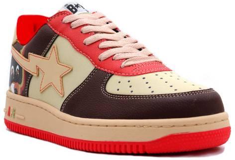 1f2d0d0c863 bape kanye west shoes