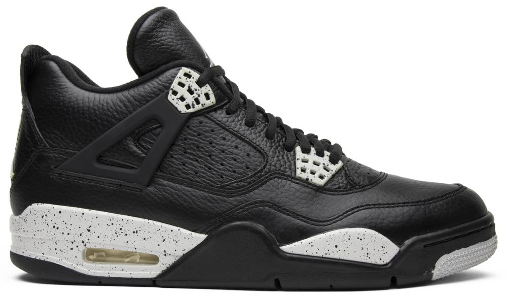 pretty nice fd843 c9ab8 ... new zealand air jordan 4 retro ls oreo 2015 3a5b5 7d44a