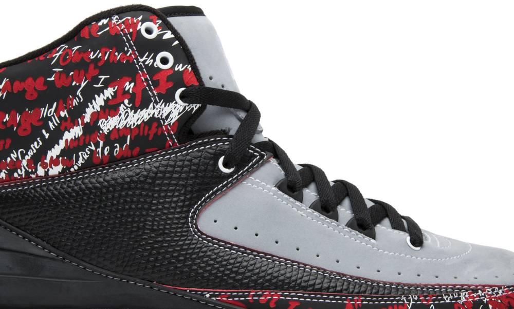 80858ec6f46 Air Jordan 2 Retro  Eminem  - Air Jordan - 308308 002