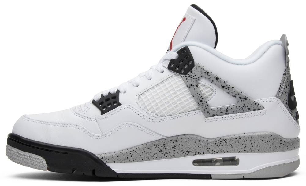 Air Jordan 4 Retro OG Cement 2016