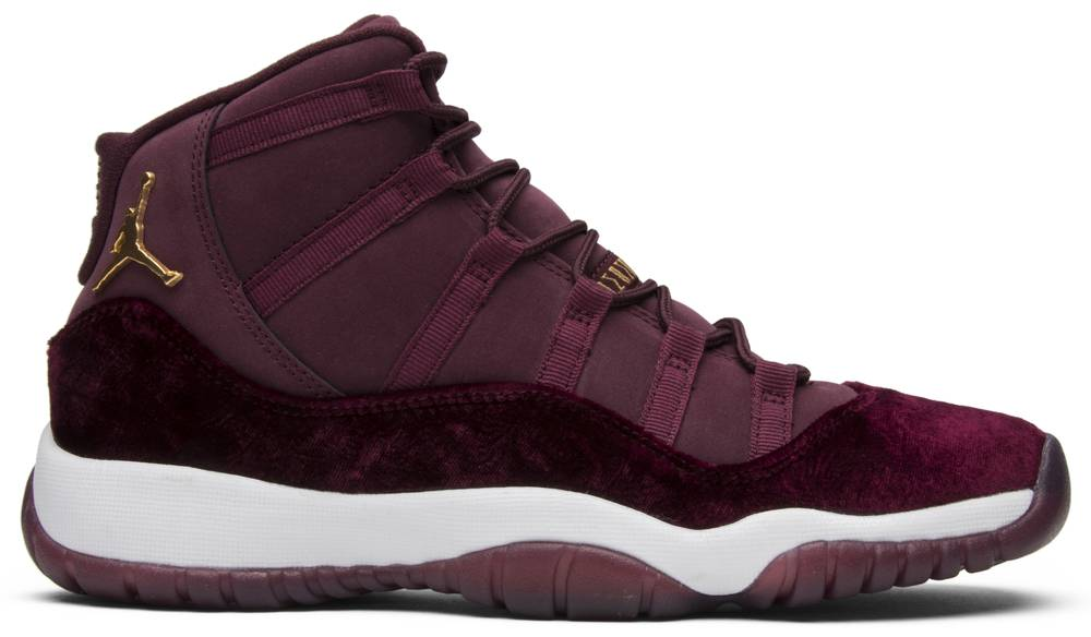 Air Jordan 11 Retro GG Heiress 'Velvet'