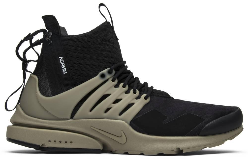 Air Presto Nike X 844672 Mid 001 Goat 'bamboo' Acronym 51TBqwExnn