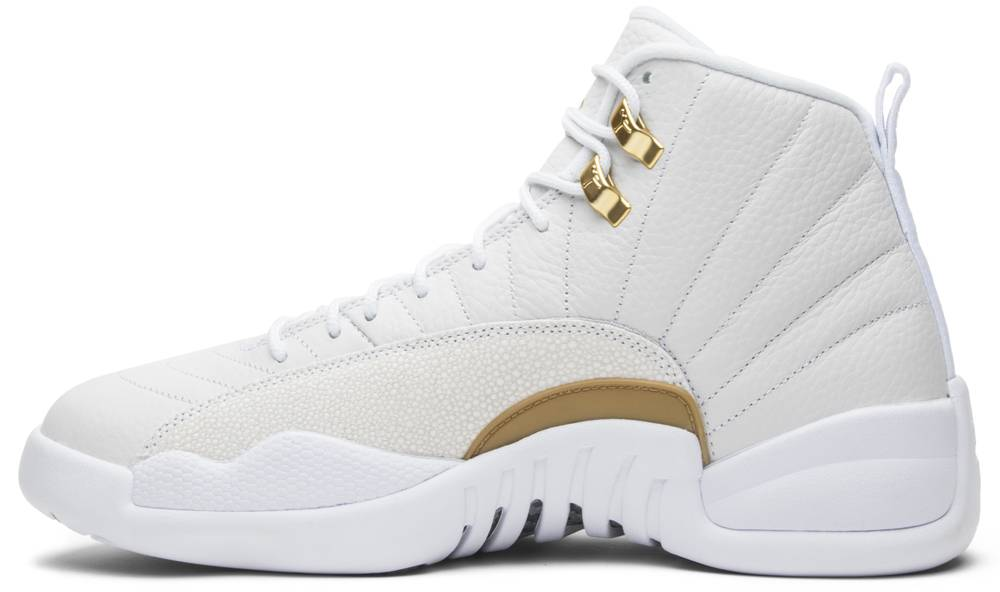 OVO x Air Jordan 12 Retro 'White'