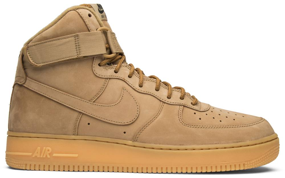 Air Force 1 High '07 LV8 WB 'Flax'
