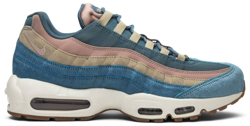 low price nike air max 95 multicolor pony hair 97183 1867e