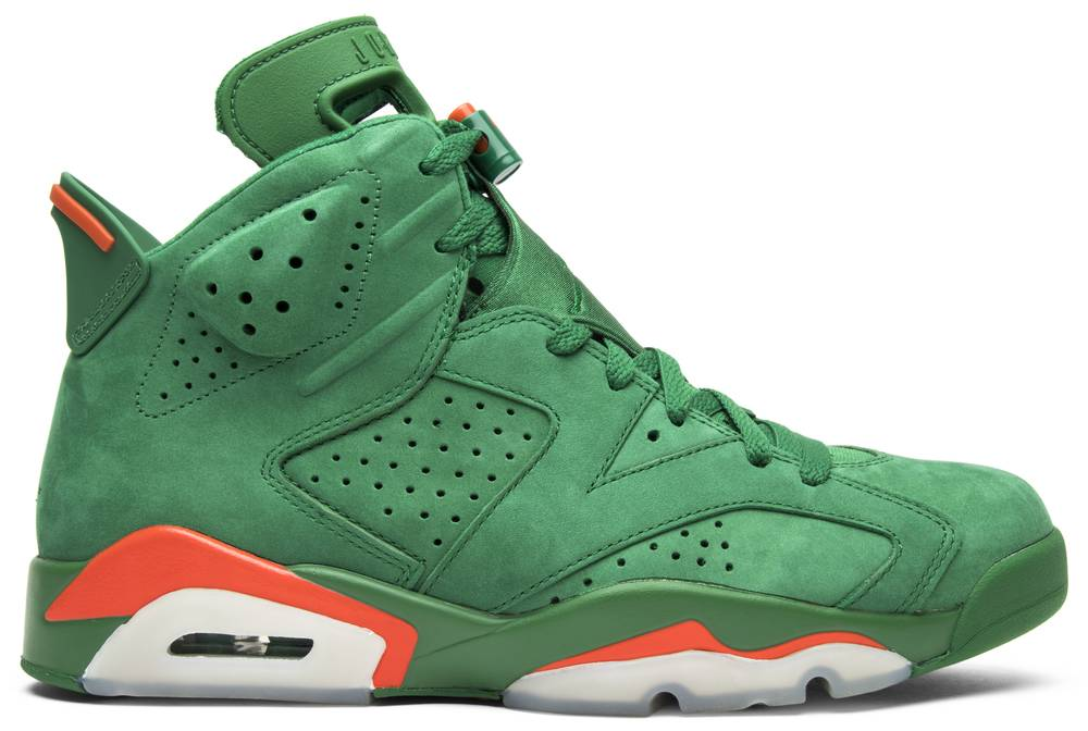 2b3a5f8a63135c ... new zealand air jordan 6 retro nrg green suede gatorade e2c44 e770a