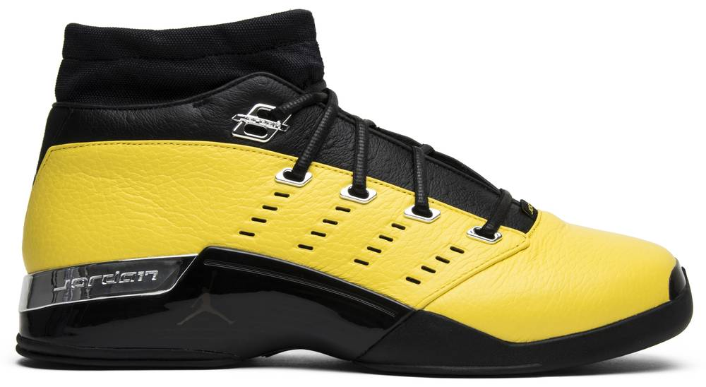SoleFly x Air Jordan 17 Retro Low 'Lightning'