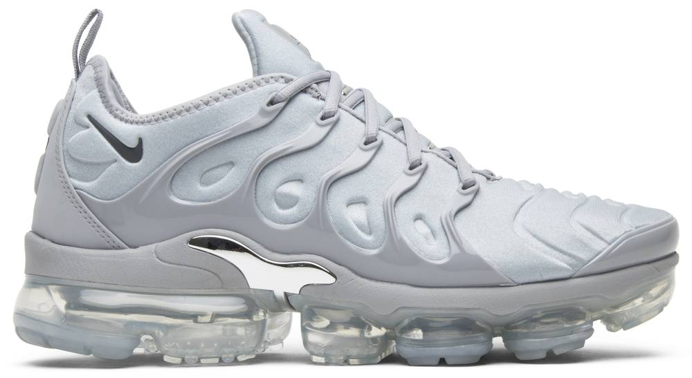 nike air vapormax plus grey