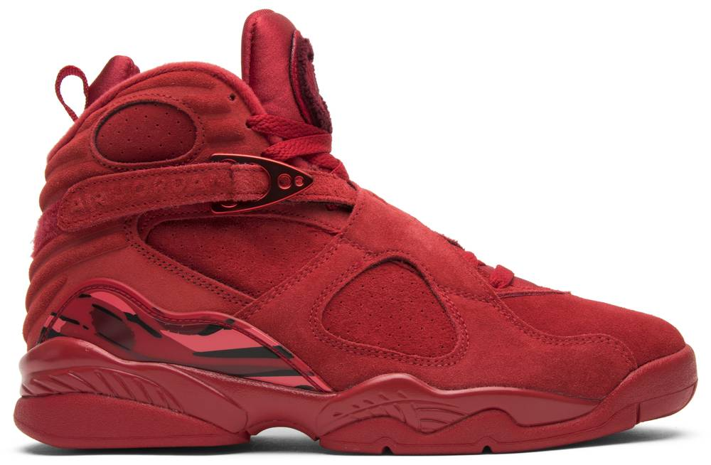 Wmns Air Jordan 8 Retro Valentine S Day Air Jordan Aq2449 614