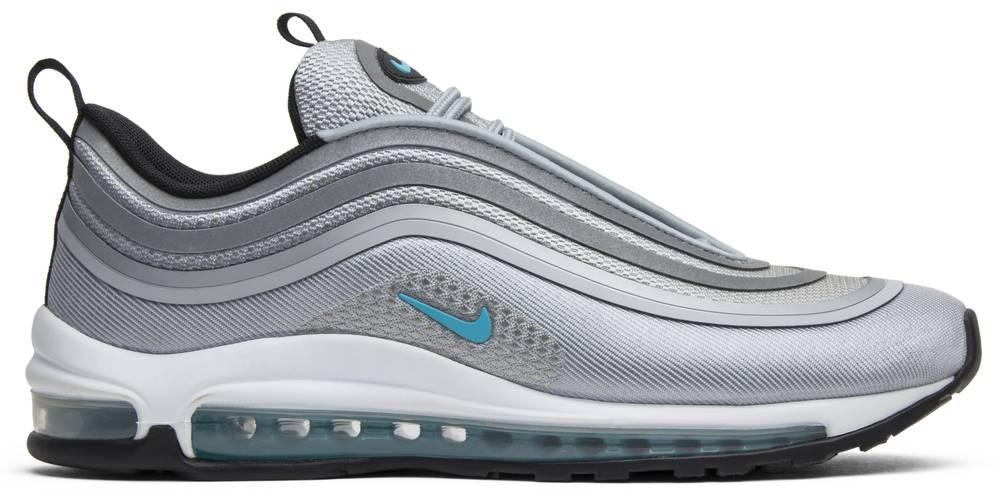 casual Chaussures d807e 51956 nike wmns air max 97 ultra 17 marina Bleu