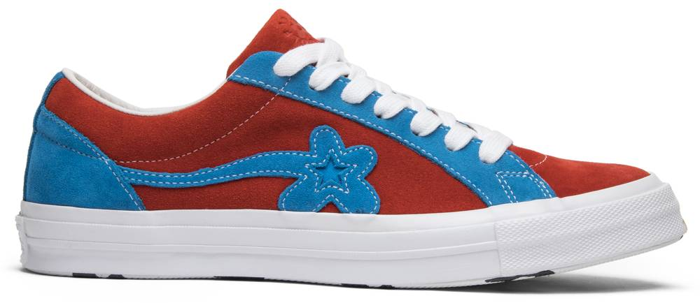 ... Golf Le Fleur x One Star Ox Molten Lava beauty 169d5 e70c6  CONVERSE  ONE STAR ... d8b763655