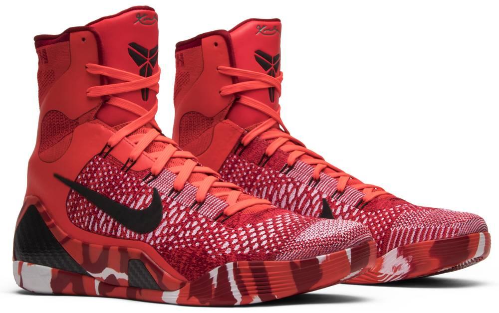 Kobe 9 Elite \'Christmas\' - Nike - 630847 600 | GOAT